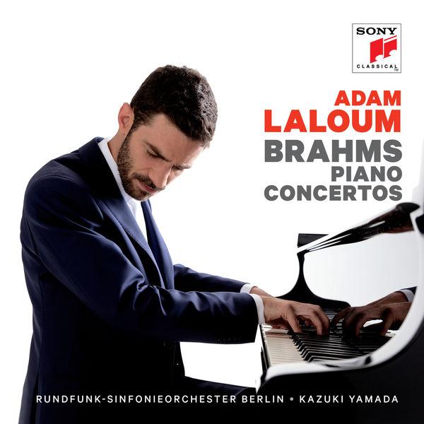 Adam Laloum - Brahms : Piano Concertos