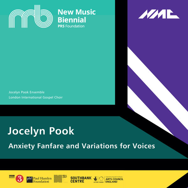 Loré Lixenberg - Jocelyn Pook: Anxiety Fanfare & Variations for Voices (Live)