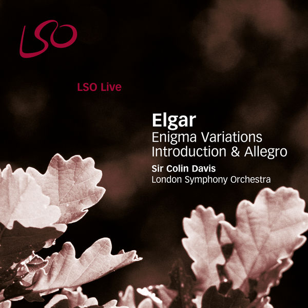 London Symphony Orchestra - Elgar: Enigma Variations, Introduction & Allegro