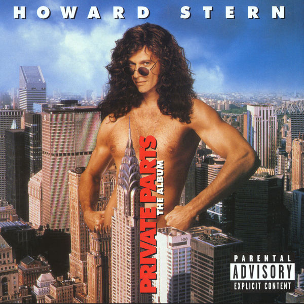 Various Artists - Howard Stern: Private Parts (The Album) [Music from and Inspired By the Motion Picture]