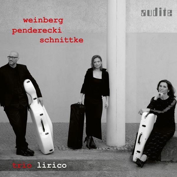 Trio Lirico - Weinberg, Penderecki & Schnittke: String Trios