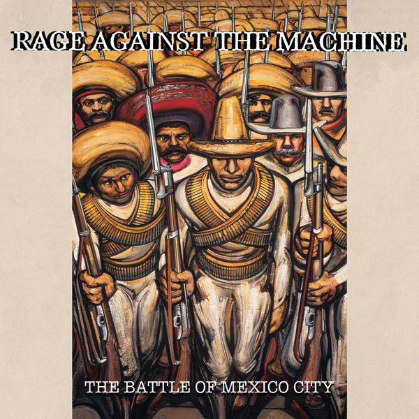 Rage Against The Machine|The Battle Of Mexico City  (Live)