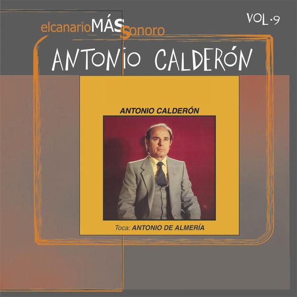 Antonio Calderón - El Canario Más Sonoro, Vol. 9