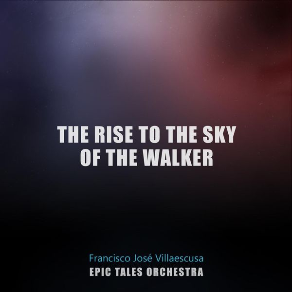 Francisco José Villaescusa - The Rise to the Sky of the Walker