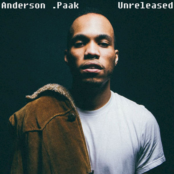 Anderson .Paak - Unreleased