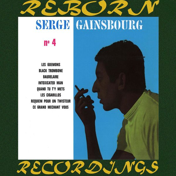 Serge Gainsbourg - No. 4 (HD Remastered)