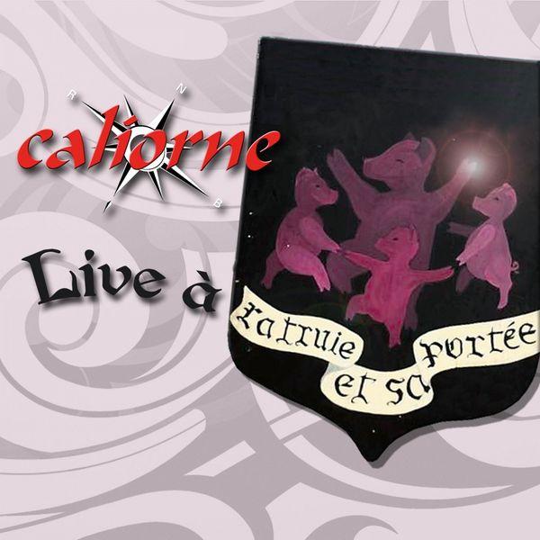 Caliorne - Live à la truie et sa portée