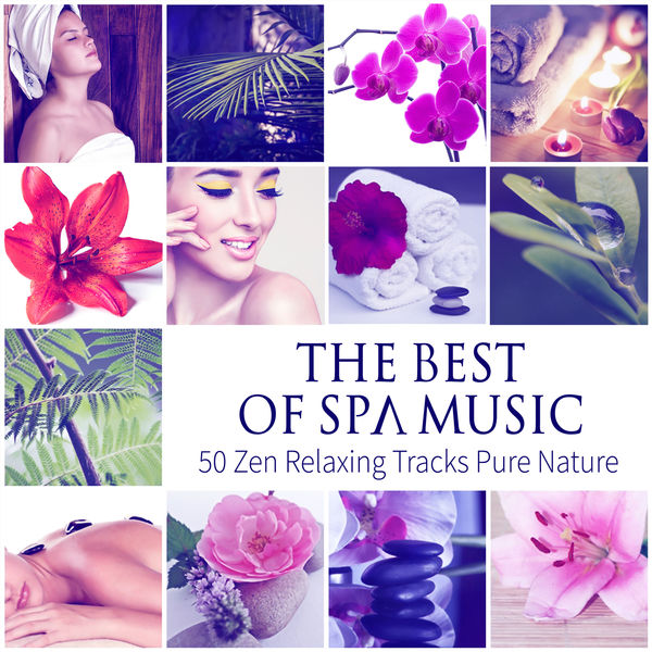Tranquility Spa Universe - The Best of Spa Music: 50 Relaxing Tracks Pure Nature, Healing, Inner Peace, Total Relaxation, Ultimate Wellness Center Sounds, Sleep & Massage