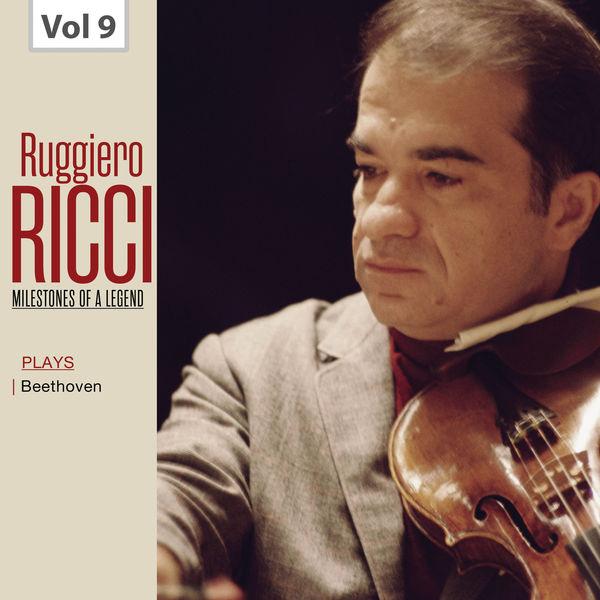 Ruggiero Ricci - Milestones of a Legend: Ruggiero Ricci, Vol. 9