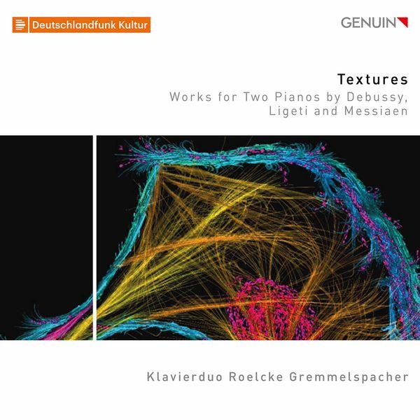 Klavierduo Roelcke Gremmelspacher - Textures