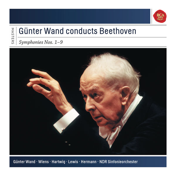 Günter Wand - Günter Wand Conducts Beethoven Symphonies 1-9