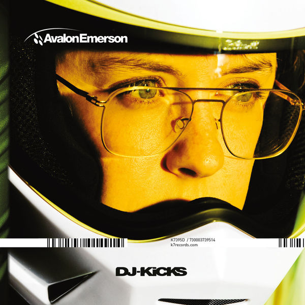Avalon Emerson - DJ-Kicks (Avalon Emerson) (DJ Mix)