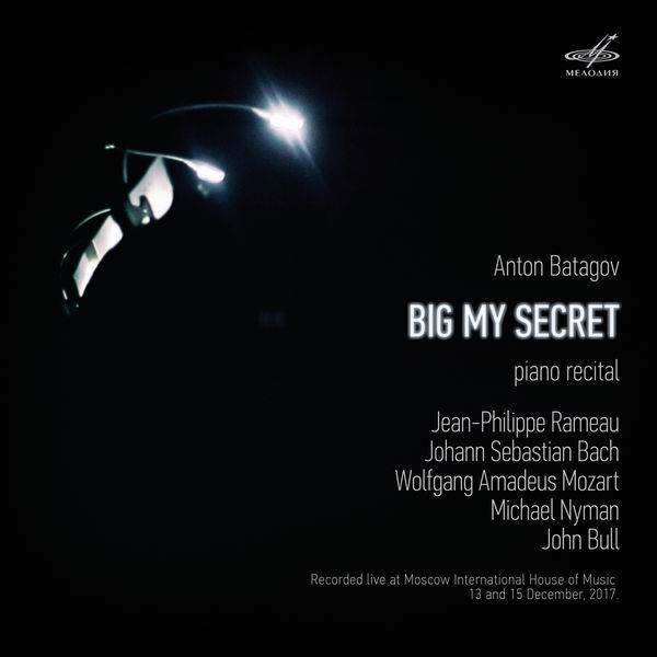 Anton Batagov - Big My Secret (Live)