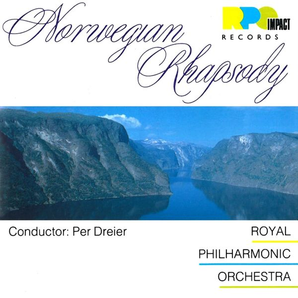 Royal Philharmonic Orchestra - Norwegian Rhapsody