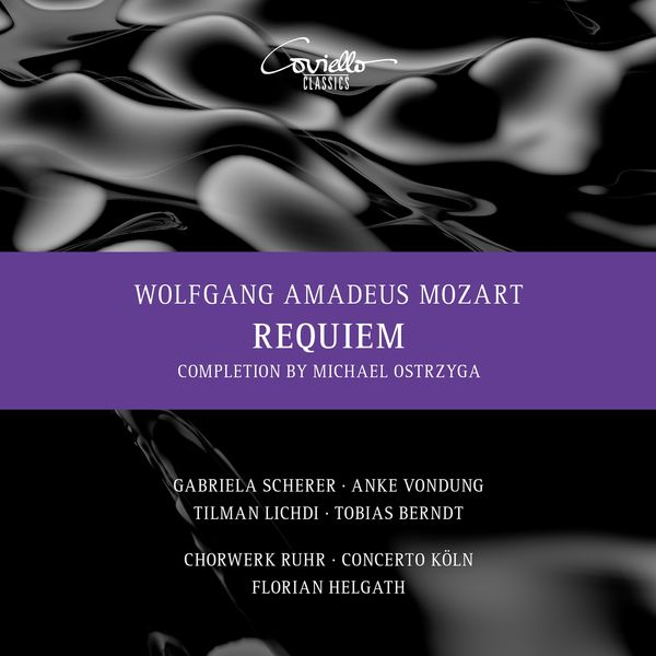 Various Artists - Mozart: Requiem (Completed and Edited by Michael Ostrzyga)