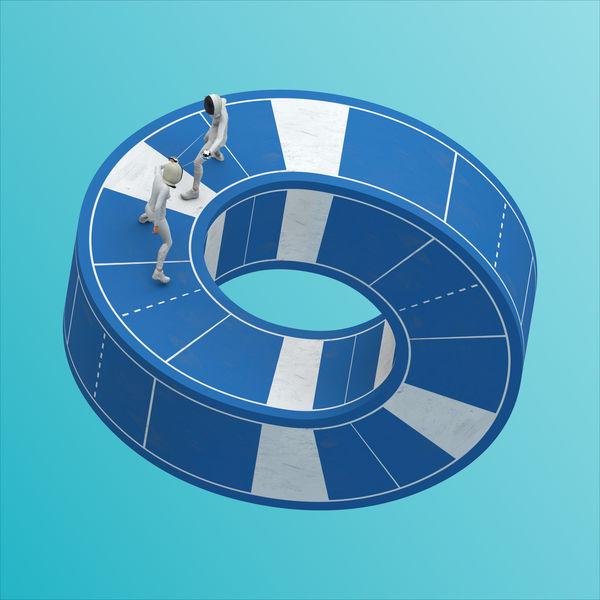 The Micronaut - Fencing (feat. Saskia Streck)