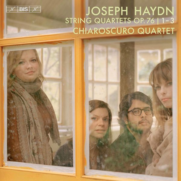 Chiaroscuro Quartet - Haydn: String Quartets Op. 76 Nos. 1-3