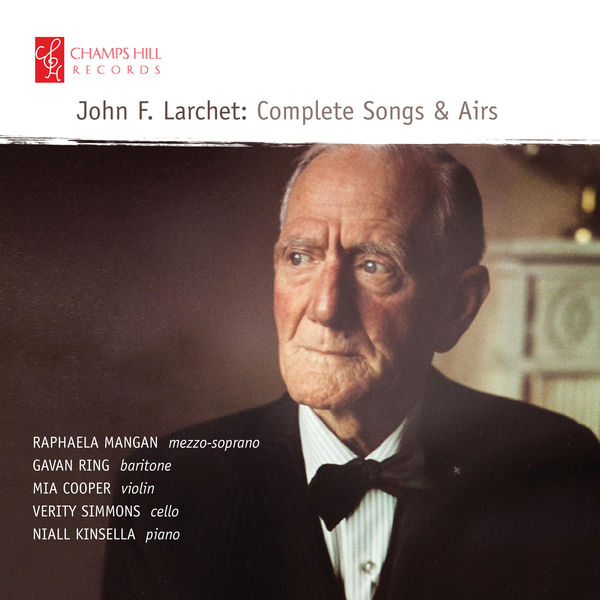 Various Artists - John F. Larchet: Complete Songs & Airs
