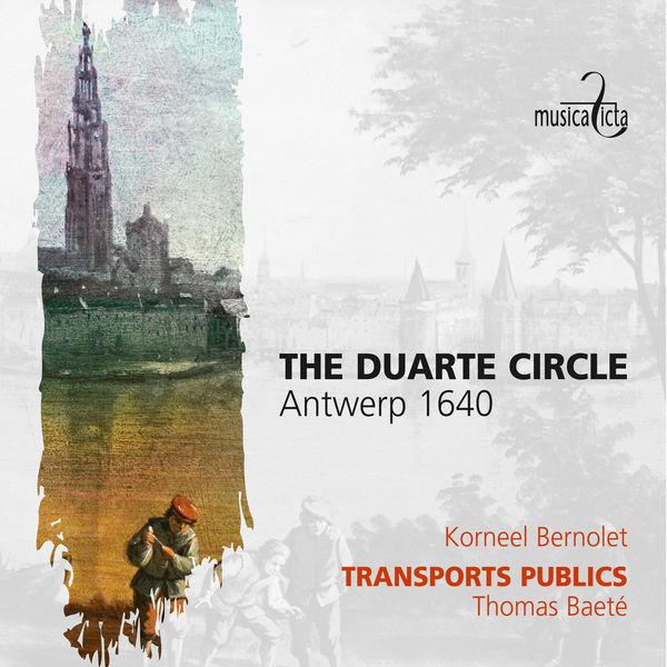 Transports Publics - The Duarte Circle - Antwerp 1640
