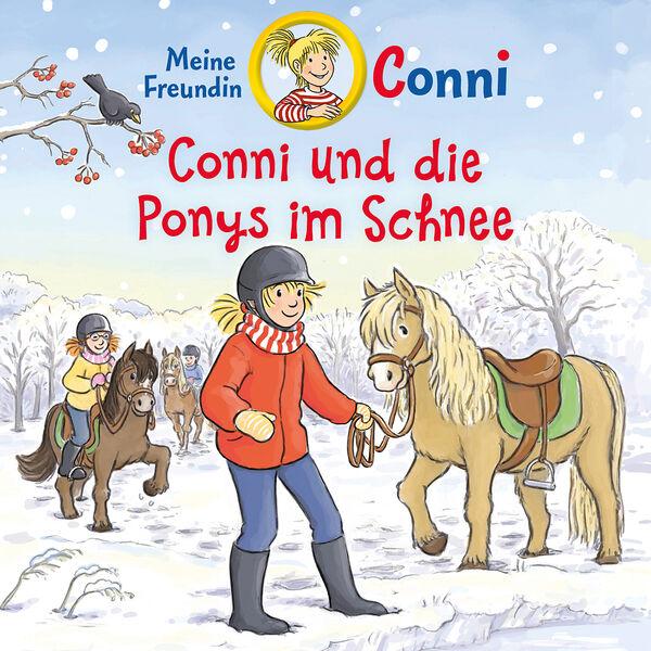 Conni - Conni und die Ponys im Schnee