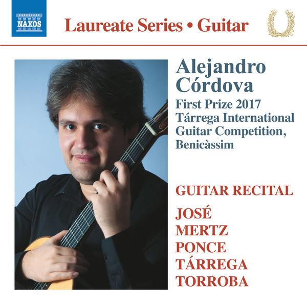 Alejandro Cordova - Guitar Recital