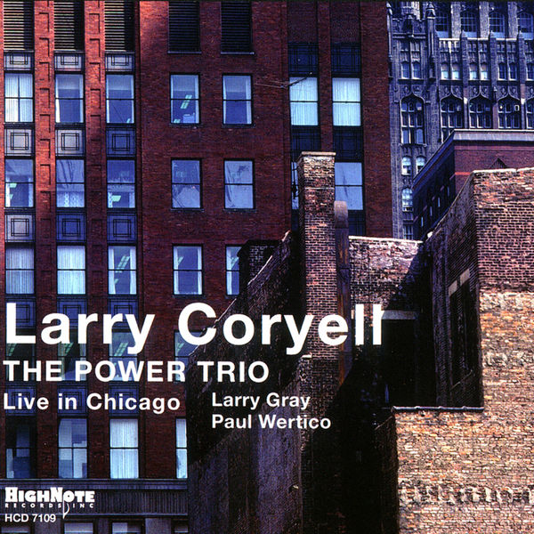 Larry Coryell - The Power Trio