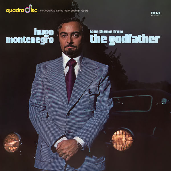 """Hugo Montenegro - Love Theme from """"The Godfather"""""""