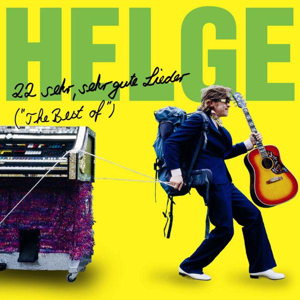 """Helge Schneider - 22 sehr, sehr gute Lieder ((""""The Best of""""))"""