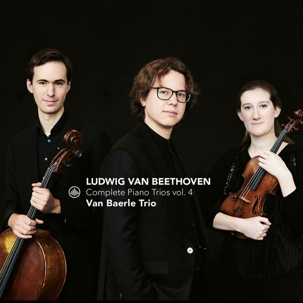 Van Baerle Trio - Beethoven: Complete Piano Trios Vol. 4