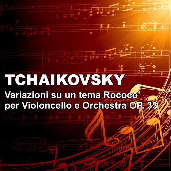 Pierre Fournier, Malcolm Sargent, PhilharmoniaOrchestra - Variazioni su un tema rococò per violoncello e orchestra op.33