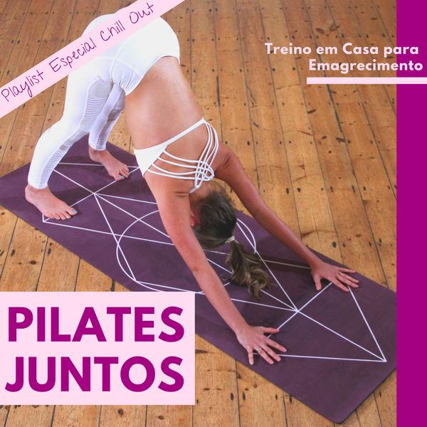 Album Pilates Juntos Treino Em Casa Para Emagrecimento