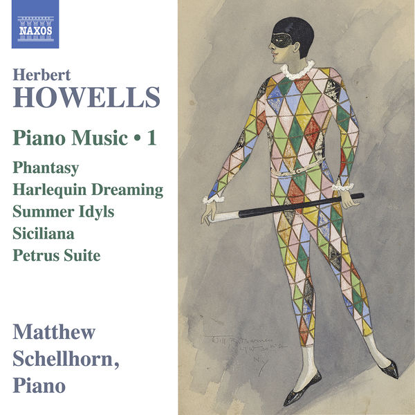 Matthew Schellhorn - Howells: Piano Music, Vol. 1