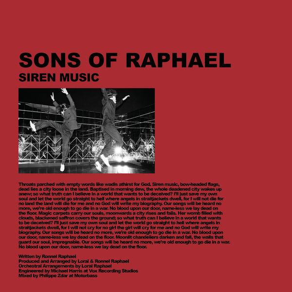 Sons of Raphael - Siren Music