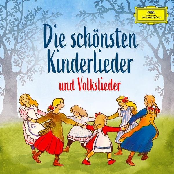 Erich Bender - Die schönsten Kinderlieder und Volkslieder