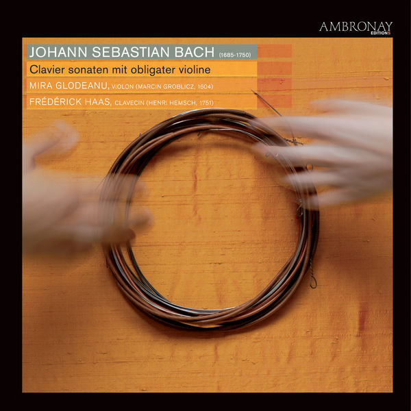 Mira Glodeanu - Clavier sonaten mit obligater Violine