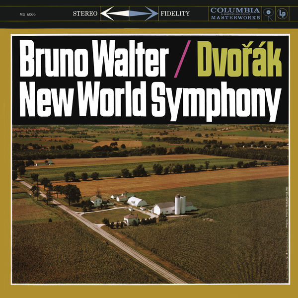 Bruno Walter - Dvorák: Symphonies Nos. 8 & 9 (Remastered)