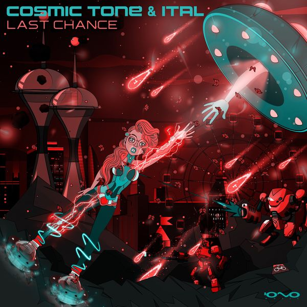 Cosmic Tone - Last Chance