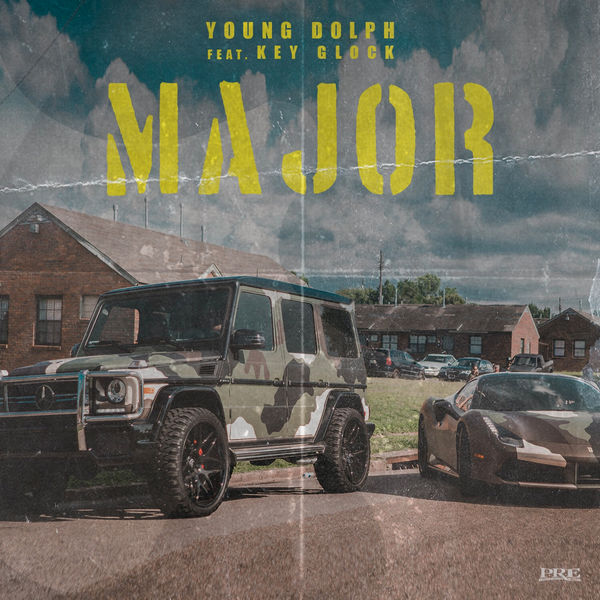 Young Dolph - Major (feat. Key Glock)