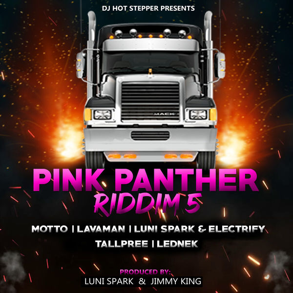 Various Artists - Pink Panther Riddim 5