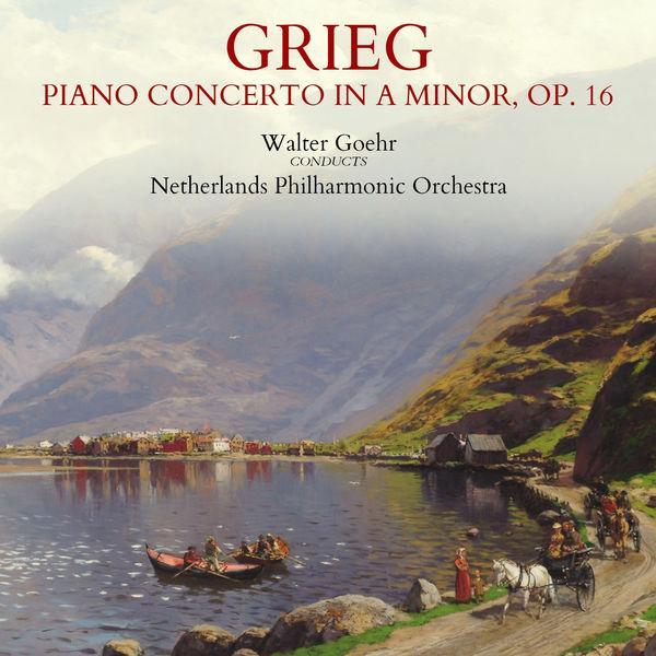 Edvard Grieg - Grieg: Piano Concerto in A Minor, Op. 16