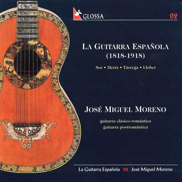 José Miguel Moreno - La Guitarra Española, Vol. 2