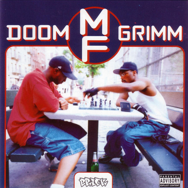 MF Doom - Doomsday EP