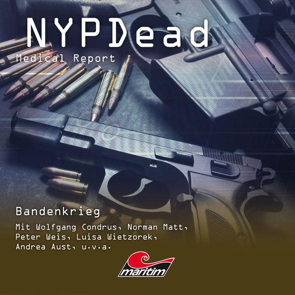 NYPDead - Medical Report - Folge 9: Bandenkrieg