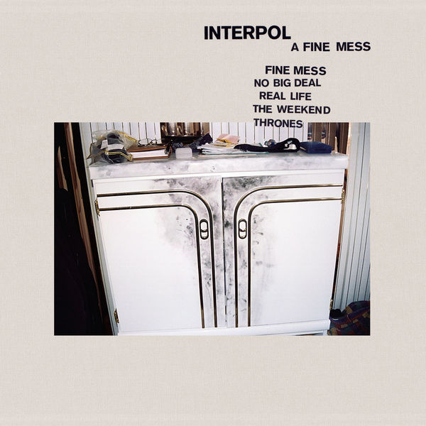 Interpol|A Fine Mess