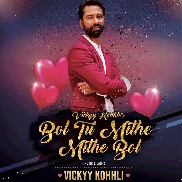 Vickyy Kohhli - Bol Tu Meethe Meethe Bol (Slow Version)
