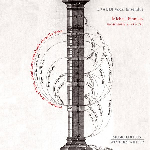 Exaudi Vocal Ensemble - Michael Finnissy Vocal Works 1974-2015