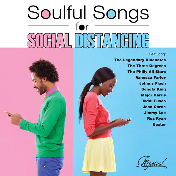 Various Artists - Soulful Songs for Social Distancing