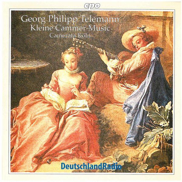 Camerata Köln - Telemann : Partitas