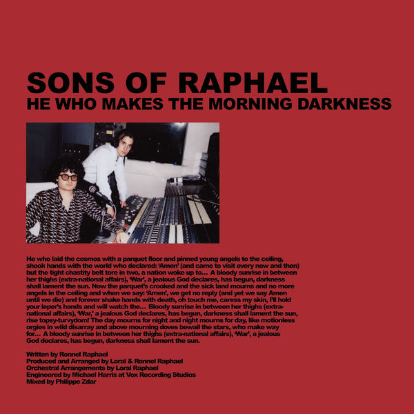 Sons of Raphael - He Who Makes The Morning Darkness