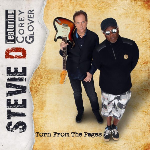 Stevie D. - Torn from the Pages (feat. Corey Glover)